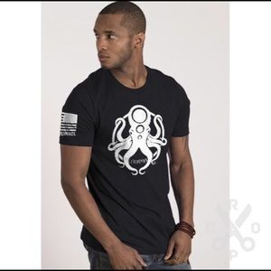 Men's T-shirt Leviathan Power Made by Veterans